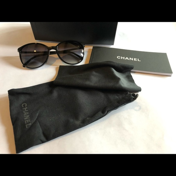 9b840b8be6d Chanel 5278 501 S6 Butterfly Sunglasses